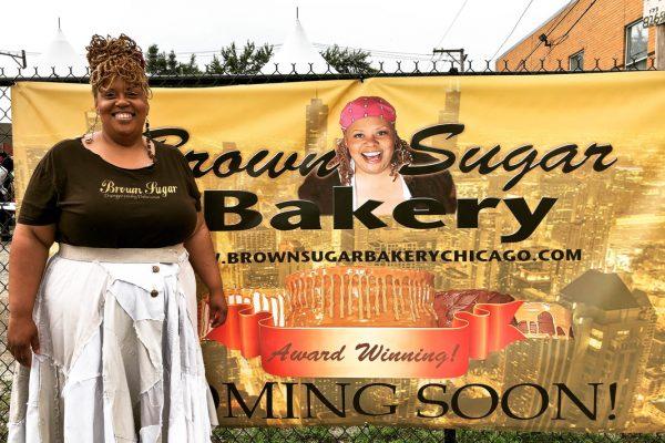 The Brown Sugar Bakery Juneteeth Block Party